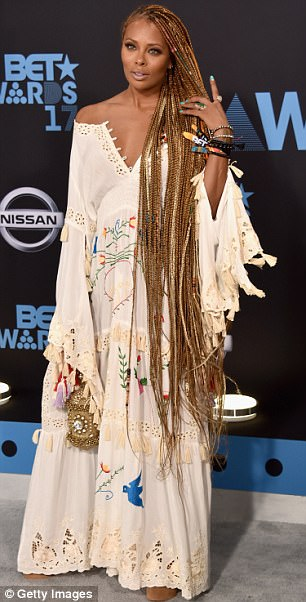Best Celebrity Hair Nails Makeup At The 2017 BET Awards