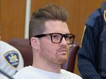 James Rackover, 26, appeared in Manhattan Supreme Court on Wednesday charged with the stabbing murder ofJoseph Comunale in his New York apartment in November 2016