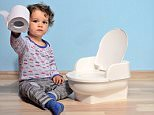 Britain is facing a 'nappy crisis', according to the UK's top potty training expert - with children as old as nine who still can't use the toilet properly