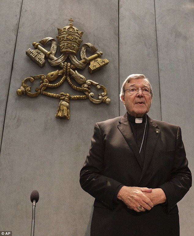 Cardinal Pell was born in 1941 in Ballarat, a deeply Catholic city in the southern Australian state of Victoria that would eventually become the epicentre of the nation's clergy abuse crisis