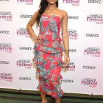 Karrueche Tran's Style at the Essence Festival in New Orleans