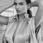 'People don't want to work with me because my boobs are too big,' - Emily Ratajkowski,