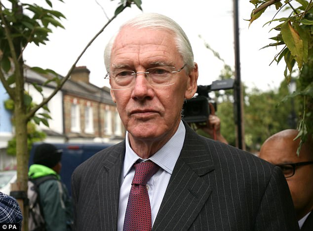 Justice 4 Grenfell, which has been representing survivors, has threatened to boycott the inquiry unless Sir Martin Moore-Bick (pictured) is replaced