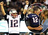 Without confirming or denying that he had suffered concussions, the 39-year-old Patriots quarterback said that Gisele Bundchen is 'a very concerned wife and very loving'