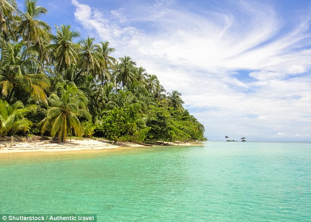 Paradise found: Bocas del Toro in Panama, which is part of an island chain off of the Caribbean coast, is a must-visit for beach lovers everywhere