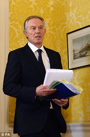 Sir John Chilcot has said he does not believe Tony Blair was 'straight with the nation' about his decisions in the run-up to the Iraq War in a new interview on the anniversary of his £10m report
