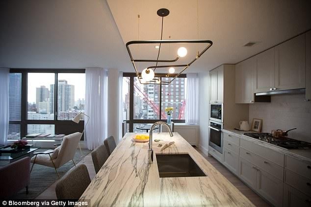 Average price of a Manhattan apartment is now 2million