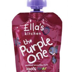 Ellas Kitchen Baby Food Sinks For 30 Inch Base Cabinet Ella S Packets Have Up To Five Teaspoons Of Sugar Daily According Channel 4 Supershoppers Purple One Smoothie Has More Than Three