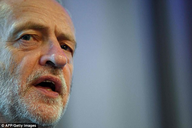 Jeremy Corbyn voted for Britain to leave what was then the Common Market in 1975.He then opposed the Maastricht Treaty that, 25 years ago, significantly extended the power of Brussels and laid the foundations for the EU becoming a superstate as it removed sovereign powers from individual member governments