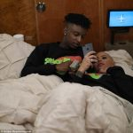 Amber Rose Gush About New Boo,21 Savage