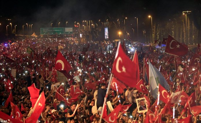 Turkey blames US-based cleric Fethullah Gulen for orchestrating the coup and infiltrating state institutions. Gulen denies the allegations
