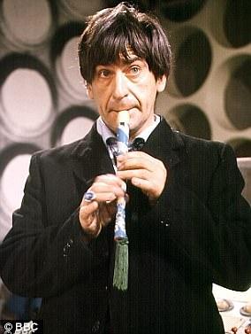 Patrick Troughton (1966–1969)