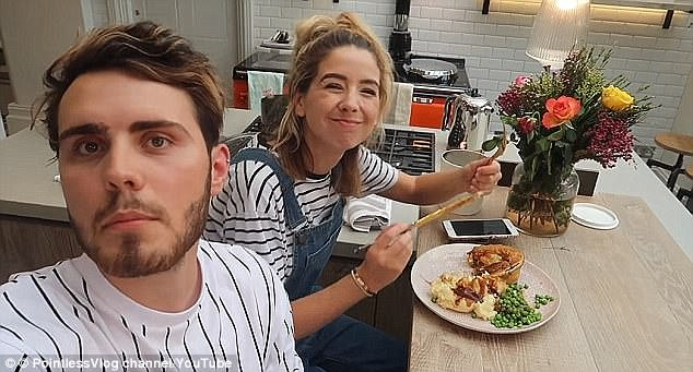 Alfie Deyes And Zoella's Not So Private Lives