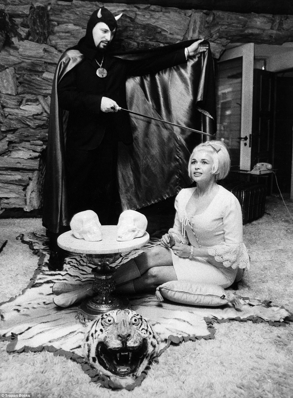 Image result for anton lavey jayne mansfield