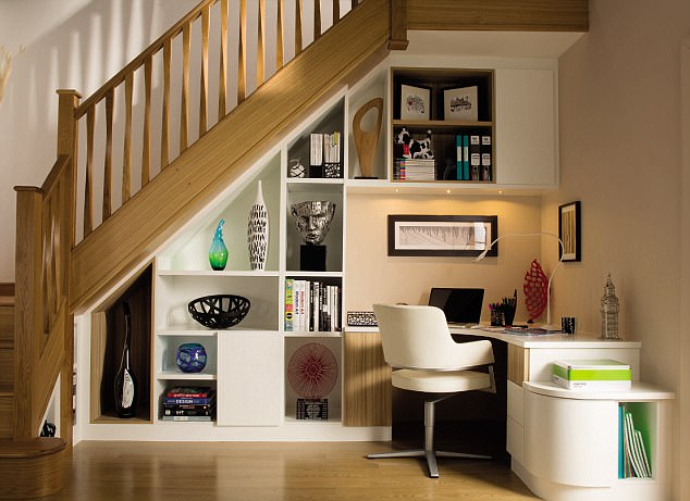 Savills On How The Space Under The Stairs Adds Value