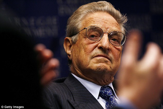 Prime Minister Orban accused billionaire George Soros of funding migrant advocacy groups