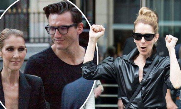 Celine Dion is not dating back-up dancer Pepe Muñoz ...