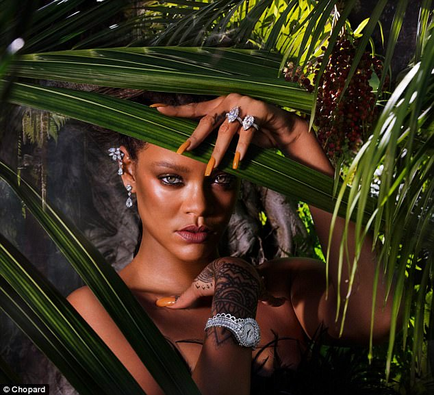 Image result for rihanna 2018 photoshoot