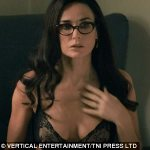 Demi Moore,54 takes it off For New 'Blind' Movie