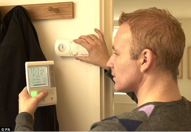 A rush to install energy smart meters in millions of homes has triggered fires and is putting families at risk, it is claimed