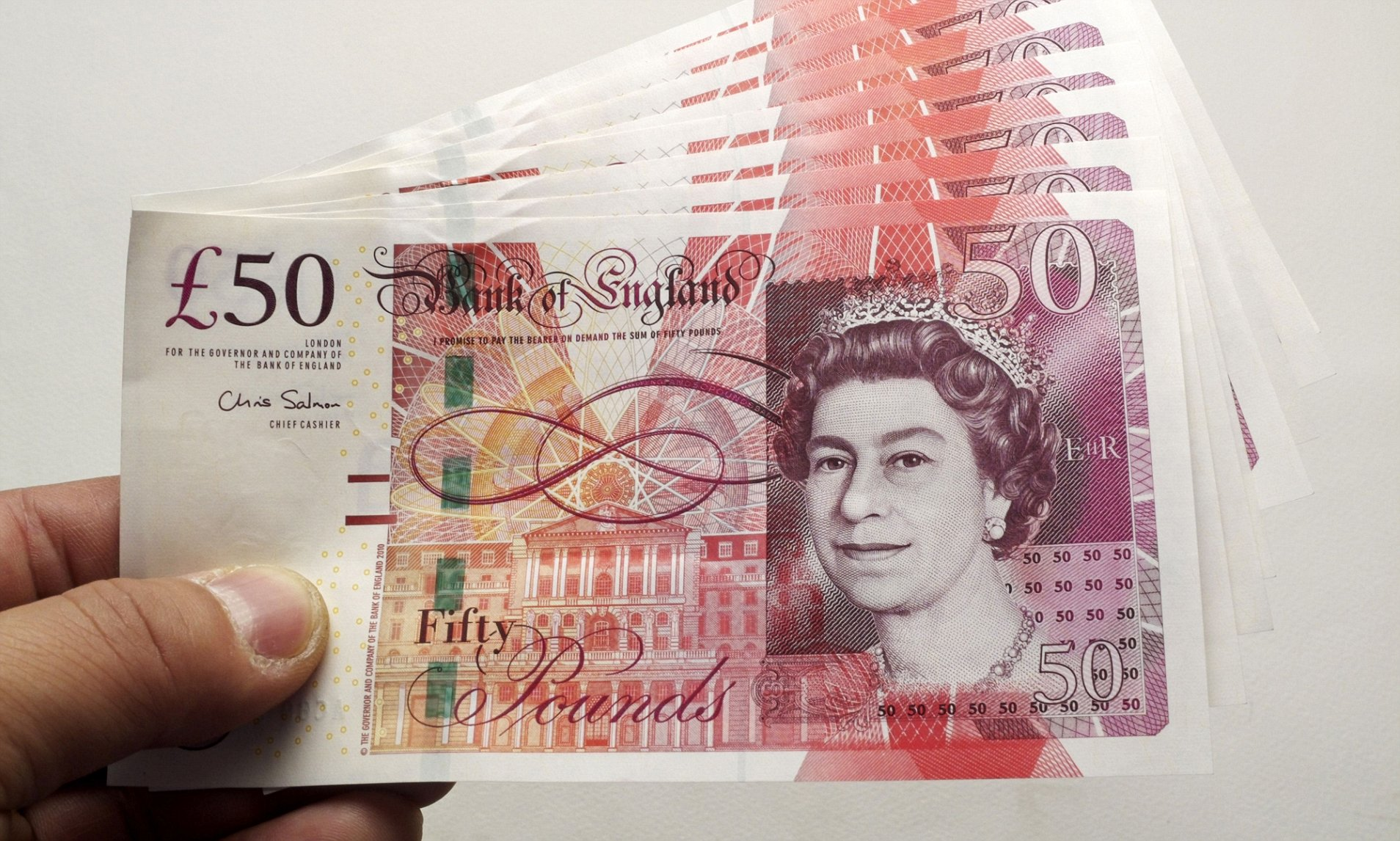 50*50 Can Shops Legally Refuse £50 Notes? | This Is Money