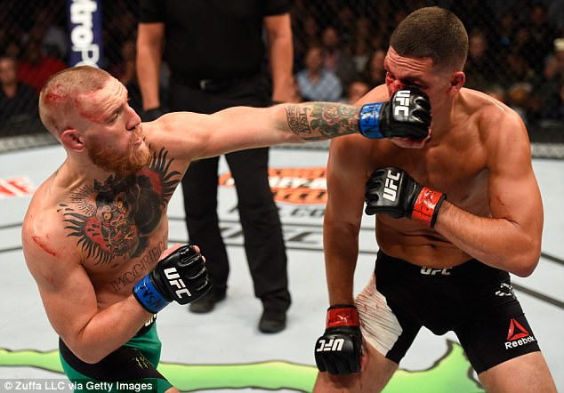 Irishman McGregor has fought there before, beating Nate Diaz in their 2016 contest