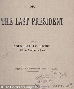 最後の大統領の本の表紙