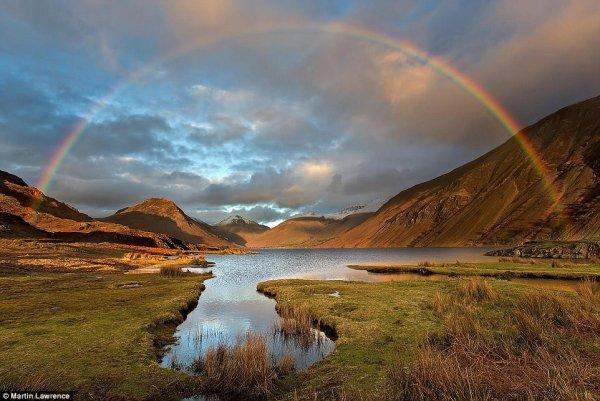 landscape capture natural