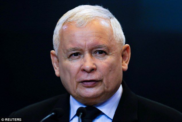 Kaczynski's Law and Justice party, which won power from Tusk's own party in 2015, has attempted to reform the country's media and Supreme Court in a way that would hand massive powers to the government in a move that many consider undemocratic