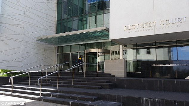 The 44-year-old was sentenced in Perth 's District Court for offences that took place between 2013 and last year in Kununurra