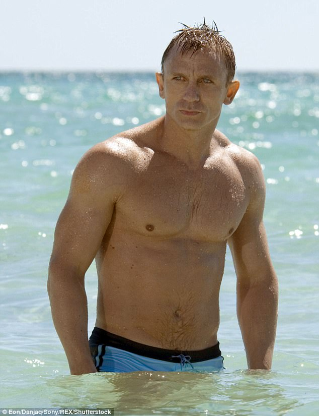 Never Say Never Again! Daniel Craig, 49, is reportedly in talks for signing up for not just one - but two more 007 films, according to reports