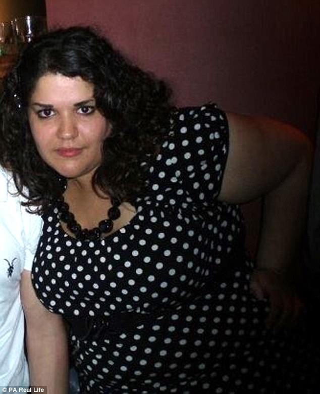 Alexa, pictured here in 2008, felt insecure about her body at just seven years old