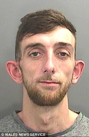 Shaun Murray agitó un machete alrededor durante un concierto racista chocante en un concierto de Justin Bieber en Cardiff a principios de este verano