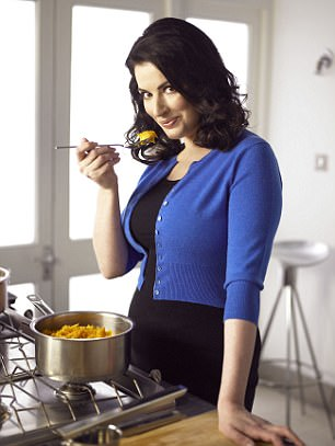We scoured this week's TV guide (which lists 86 channels) and totted up which chef appears on our screens the most. Nigella appeared four times