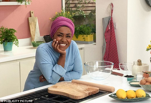 The likeable Bake Off winner has taken a leaf out of Mary Berry's book and got a presenting job of her own, fronting Nadiya's British Food Adventure