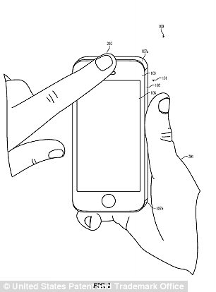 Apple patents system to use the iPhone for health data