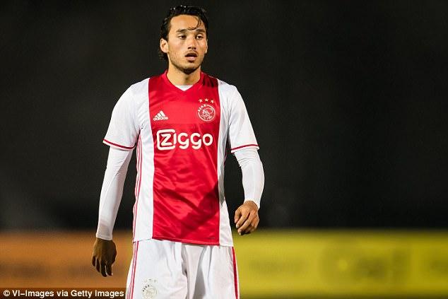 West Ham Take Former Ajax Youth Star Ezra Walian On Loan