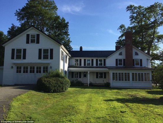Stephen King's House For Sale
