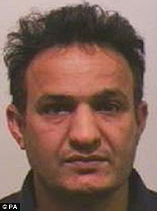 Eisa Mousavi was convicted of three counts of rape and two counts of supplying drugs