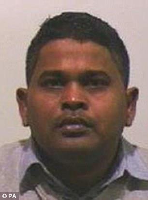 Prabhat Nelli fue condenado por dos cargos de suministro de drogas y un cargo de conspiración para incitar a la prostitución