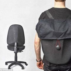 Durable Office Chairs Vintage Lounge Chair Rest Creator Transforms Old Into Backpacks Daily