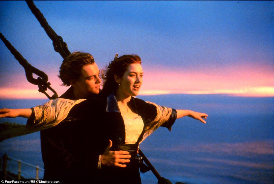 My heart will go on: The onscreen love interests both rocketed to super-stardom after playing star-crossed lovers Rose DeWitt Bukater and Jack Dawson in the 1997 classic Titanic