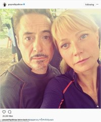 Pepper Potts and Tony Stark are engaged | Daily Mail Online