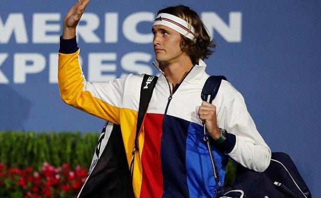 Alexander Zverev Beats Darian King In Us Open Round One