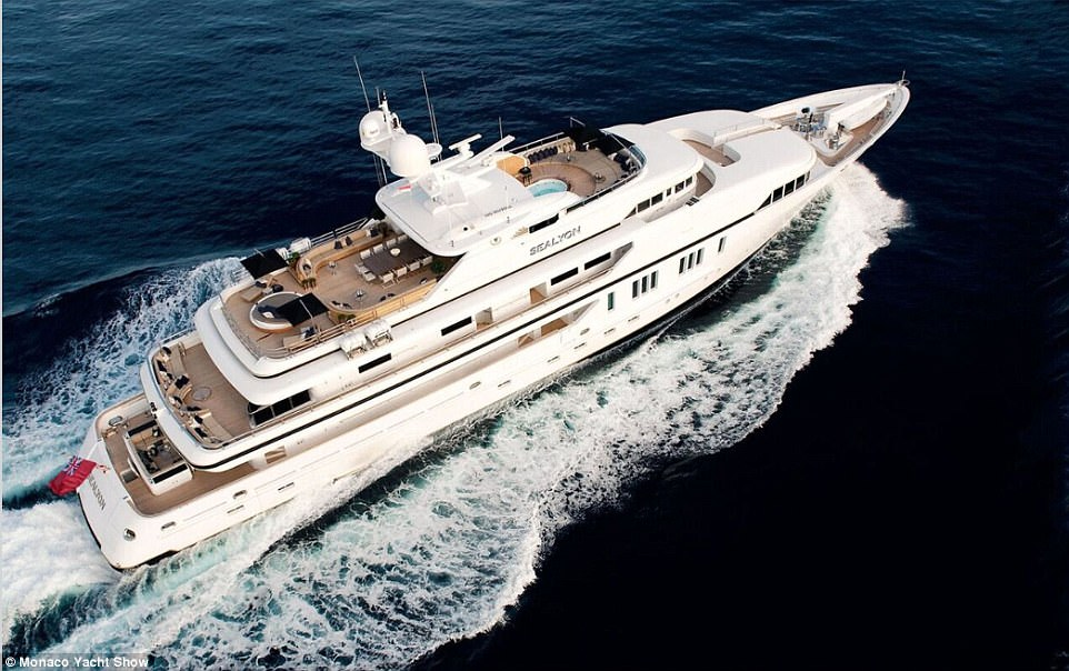 The Superyachts On Display At The Monaco Yacht Show 2017