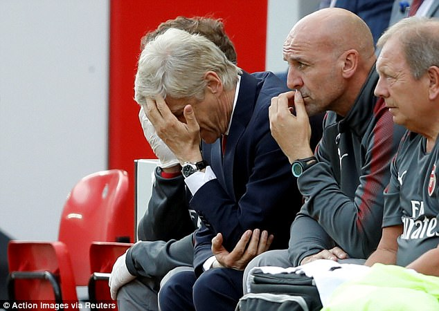 Arsene Wenger is overseeing the worst transfer window in recent history at Arsenal