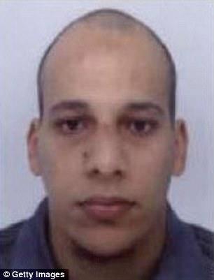 Cherif Kouachi, one of the Charlie Hebdo gunmen