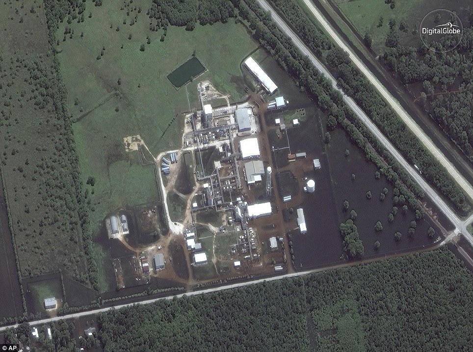 After on August 30: There were two explosions at Arkema Inc. Plant on Thursday morning. Fifteen police officers were taken to hospital for treatment after being exposed to the harmful substances which were released the plant as a result of the blasts
