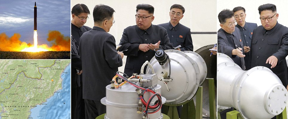 Has North Korea launched nuclear test? China detects quake