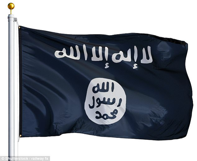 In an apparent reference to illegal Islamic schools (file pic of the Islamic State of Iraq and the Levant flag), Mr Basu said 'unregulated' education was a breeding ground for terror in the UK